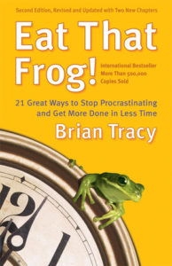 Abis Book Blog: Book Review: Eat That Frog Brian Tracy