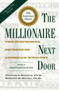 Abis Book Blog: The Millionaire Next Door is one of those books that really opens your eyes on how to manage your finances. The authors Thomas Stanley and William Danko are college professors who have conducted extensive research on millionaires and their lifestyles.